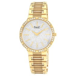 Piaget Dancer with Diamonds in 18K Rose Gold