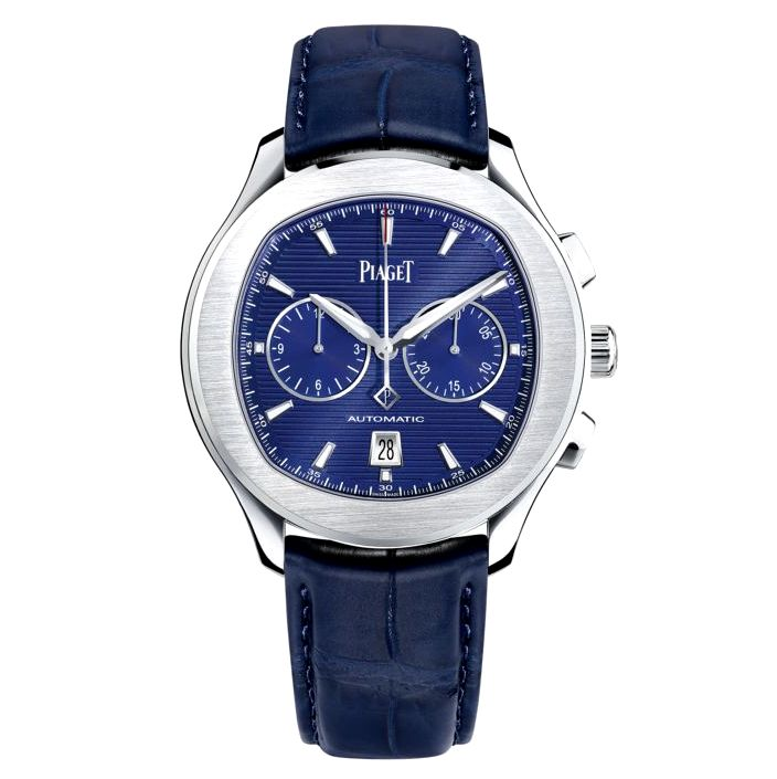 Piaget Blue Polo S
