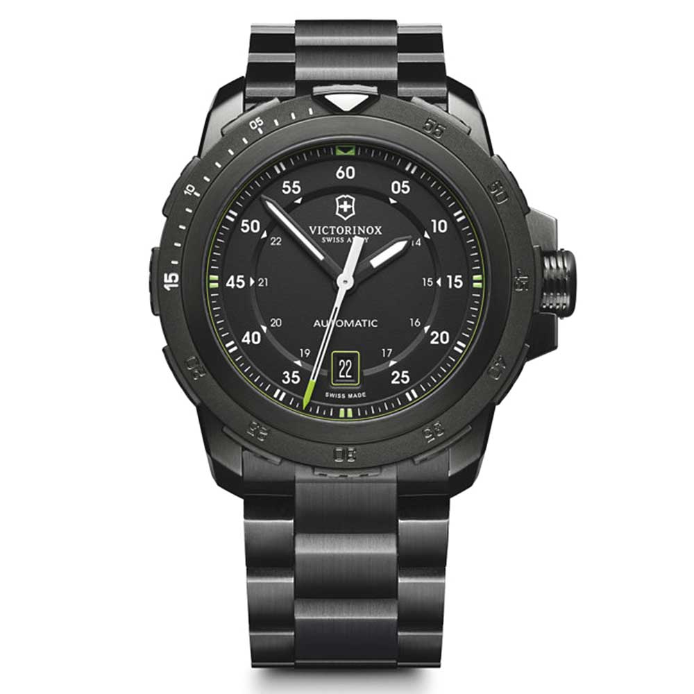 Victorinox Swiss Army Alpnach Mechanical Black 241684