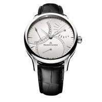 Maurice Lacroix Masterpiece Retrograde Silver Dial MP6508-SS001-130