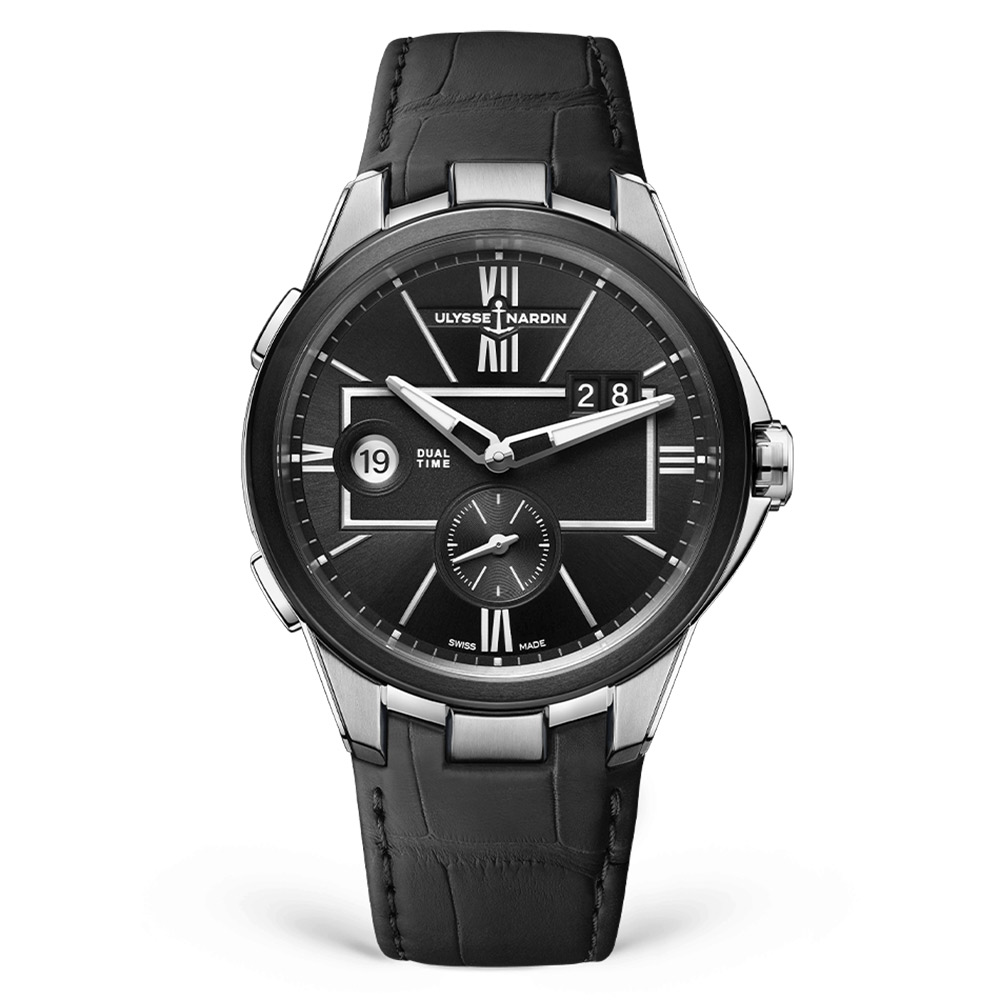 Ulysse Nardin Executive Dual Time 243-20/42