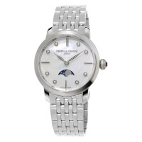 Frederique Constant Stainless Steel Moonphase FC-206MPWD15D6B