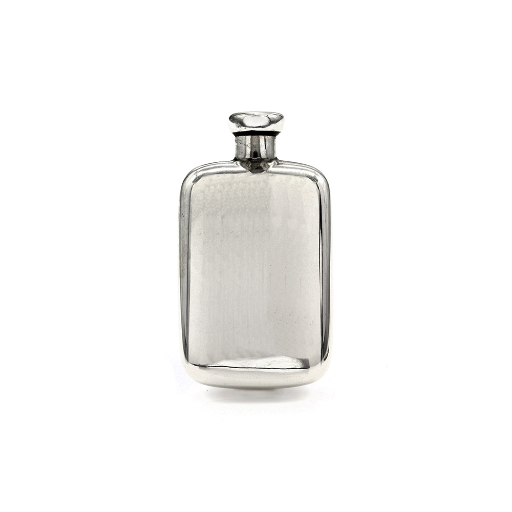 Tiffany Perfume Bottle in Silver