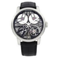 Arnold & Son Stainless Steel True 1TB88.BO1A