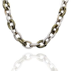 SOHO Cable Necklace in Gold