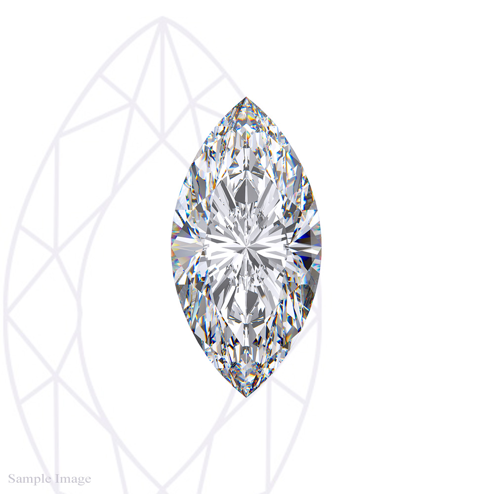 0.64 Carat GIA Certified Marquise Cut Diamond