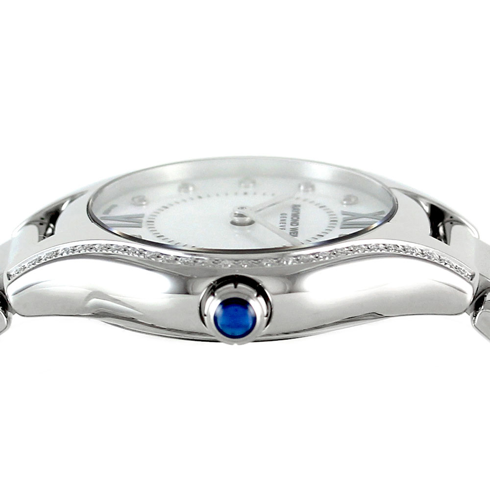 Raymond Weil Noemia Silver SS 5124-STS-00985