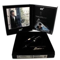 Mont Blanc Hommage Chopin Fountain Pen