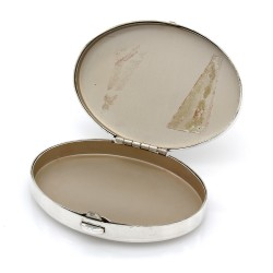 Tiffany Compact Case in Silver