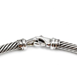 Yurman Cable Classic Necklace in Silver and Gold