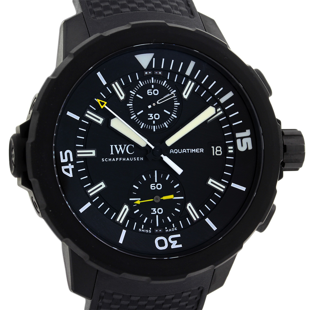 IWC Aquatimer Chronograph Galapagos Islands IW379502