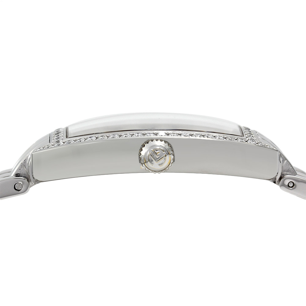 Franck Muller Cintree Curvex with Diamonds 7502QZDPACBACE