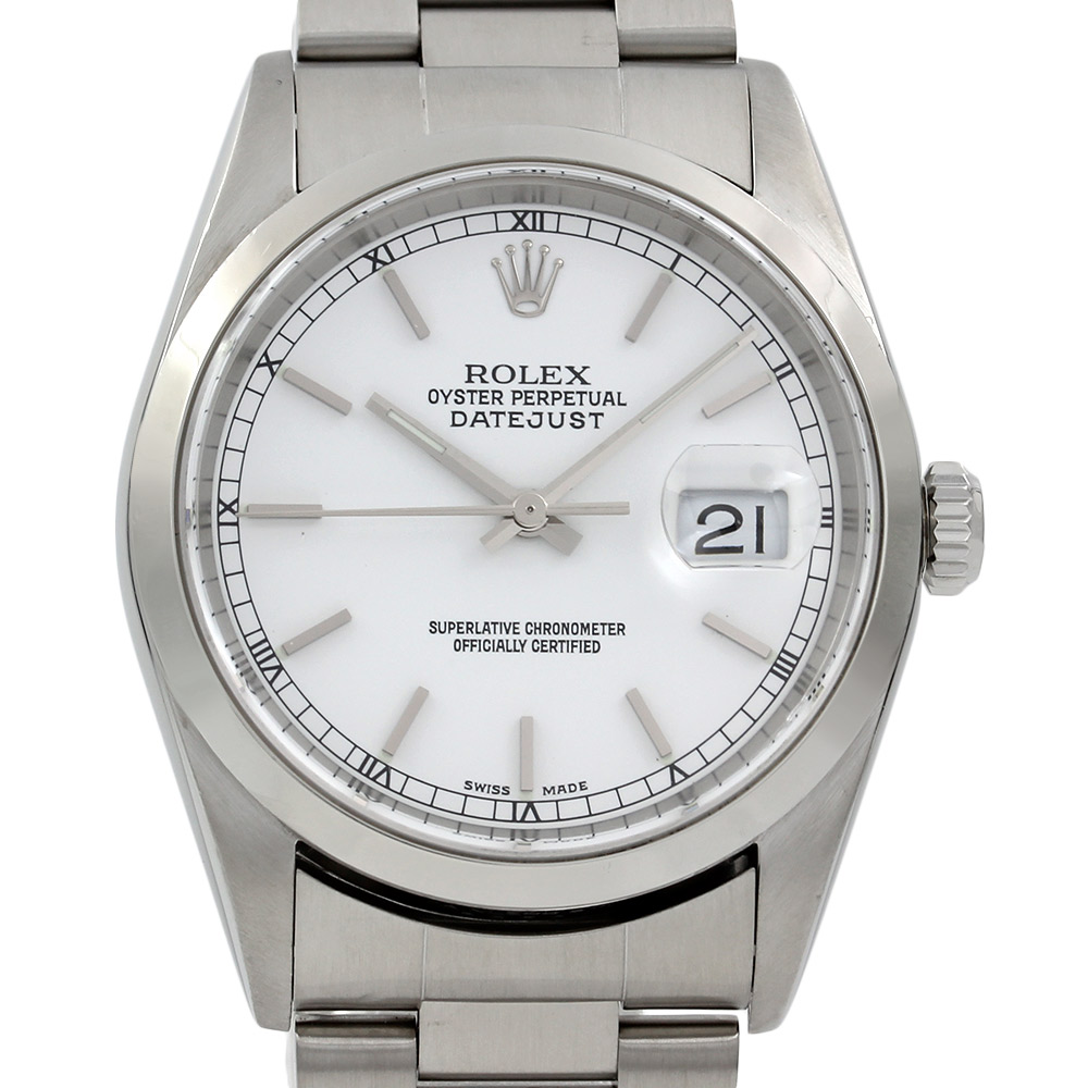 Rolex Datejust Stainless Steel 16200