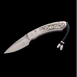 William Henry Kestrel Cranium Pocket Knife