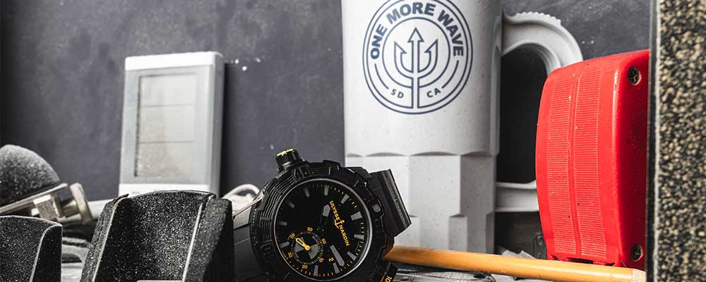 Ulysse Nardin and One More Wave Announce Partnership